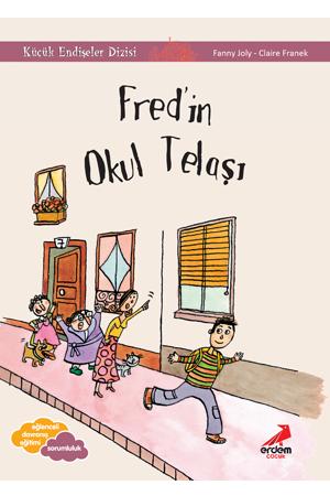 Küçük Endişeler Dizisi – Fred'in Okul Telaşı