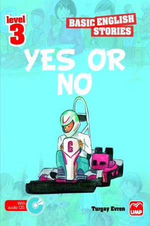 Basic English Stories Level 3 – Yes Or No