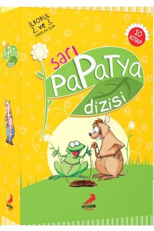 Sarı Papatya Dizisi (10 Kitap)