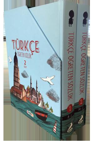 Türkçe Öğreten Sözlük (2 Cilt)