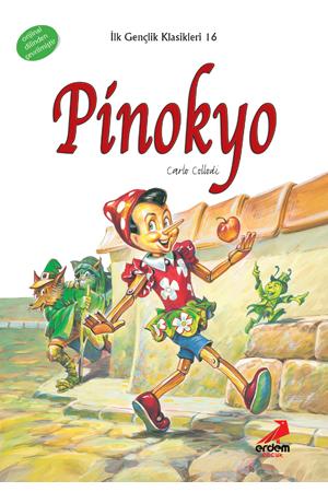 İlk Gençlik Klasikleri – 16 Pinokyo