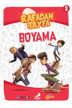 Rafadan Tayfa Boyama 2