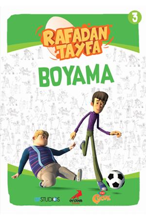 Rafadan Tayfa Boyama 3