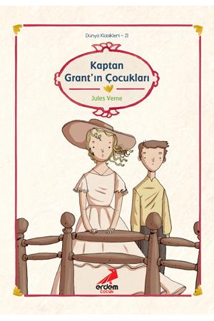 Dünya Çocuk Klasikleri – Kaptan Grant'ın Çocukları