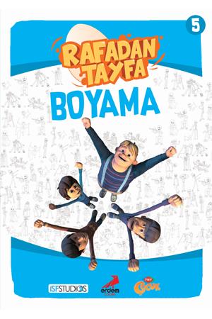 Rafadan Tayfa Boyama 5