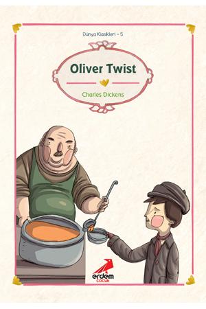 Dünya Çocuk Klasikleri – Oliver Twist