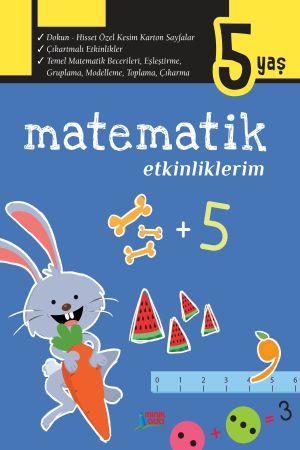 Matematik Etkinliklerim – 5 Yaş