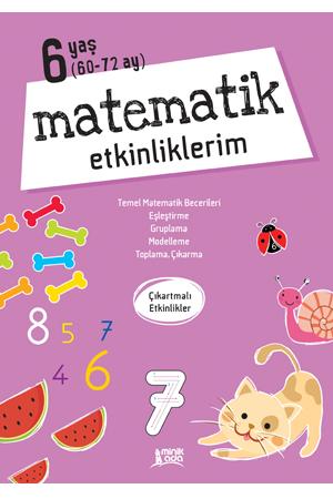 Matematik Etkinliklerim – 6 Yaş