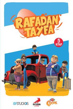 Rafadan Tayfa (5 Kitap)