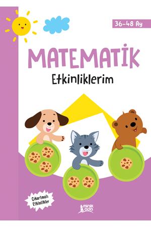 Matematik Etkinliklerim – 4 yaş