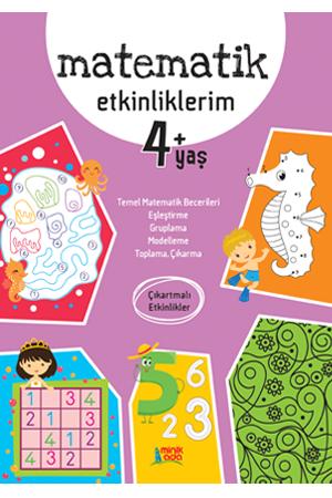 Matematik Etkinliklerim – 4+ yaş