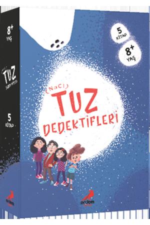 Tuz Dedektifleri (5 kitap)