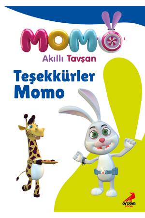 Akıllı Tavşan Momo – Teşekkürler Momo