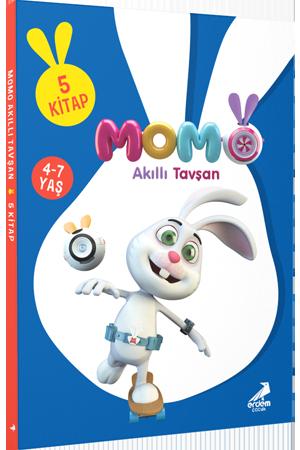 Akıllı Tavşan Momo (5 Kitap)