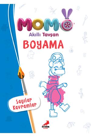 Momo Boyama Kitabı – Sayılar Kavramlar