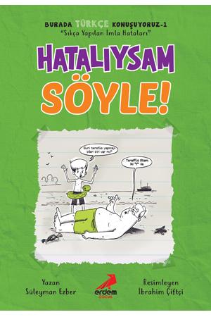 Hatalıysam Söyle – Burada Türkçe Konuşuyoruz 1