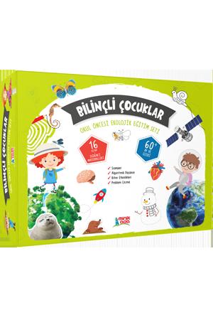 Bilinçli Çocuklar Okul Öncesi Ekolojik Eğitim Seti (60-72 ay)